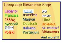 iEARN languages