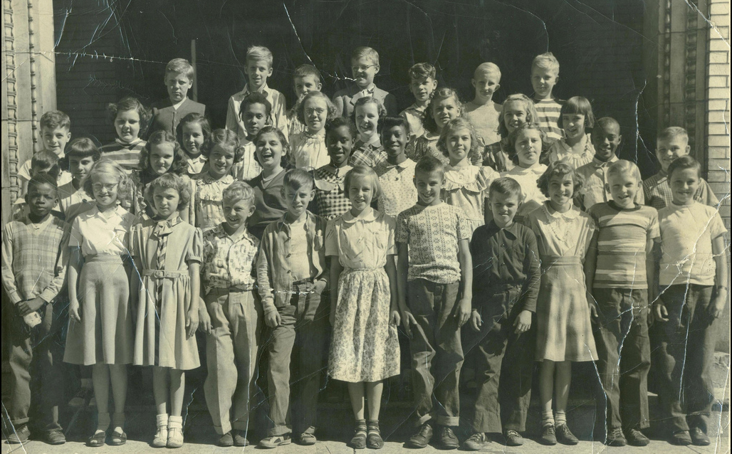 """Creative Commons Gravel Hill School 1950"" by Erin Nekervis is licensed under CC BY-ND 2.0"